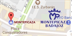 Cómo llegar a la Tienda Montepicaza en Badajoz